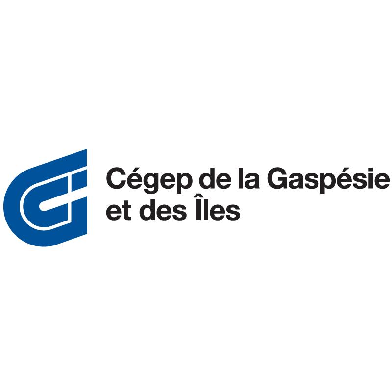 Logo Cégep de la Gaspésie et des Îles